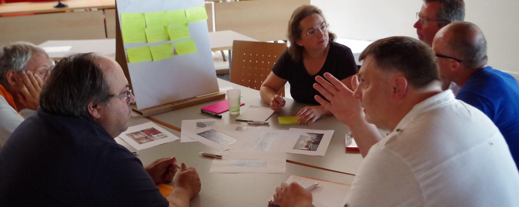 Funiflaine : Les ateliers
